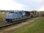 UP 1982 and UP 1983, NEW EMD SD70ACe, UP's Heritage Locomotives, 